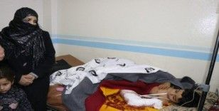 Bombalı saldırılarda yaralanan sivillerin tedavileri sürüyor