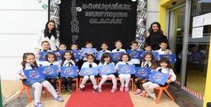 Başkan Esen'den öğrencilere 'çocuk festivali' sürprizi