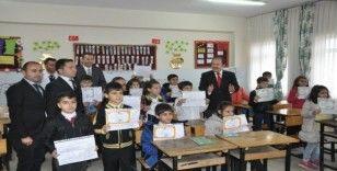 Şırnak'ta 155 bin öğrenci karne aldı