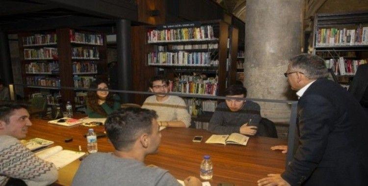 Şehir Kütüphanesi'ni 2 günde 5 bin kişi ziyaret etti