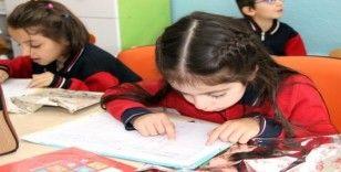 Yozgat'ta 73 bin öğrenci karne heyecanı yaşadı