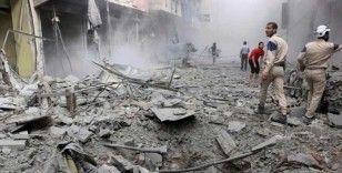 Esad rejimi Halep'i vurdu: 2 ölü