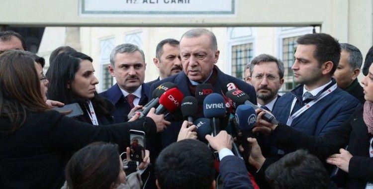 Cumhurbaşkanı Erdoğan: 'İdlib'teki gelişmeler ne yazık ki sıkıntı verici'