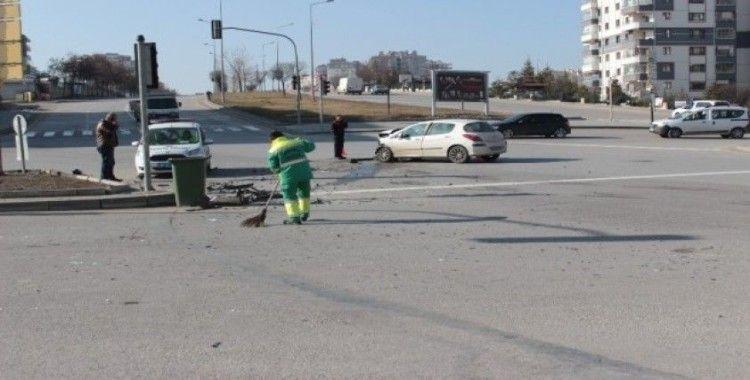 Ankara'da korkutan kaza: 5 yaralı