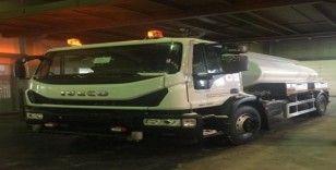 Esendere Belediyesine araç hibe edildi