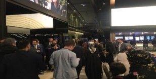 """Bakan Ersoy """"Türkler Geliyor; Adaletin Kılıcı"""" filminin gösterimine katıldı"""
