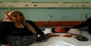 Sobadan sızan gazdan zehirlenen yaşlı çift hayatını kaybetti