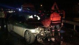 Keşan'da feci kaza 3 kişi öldü 2 kişi yaralandı