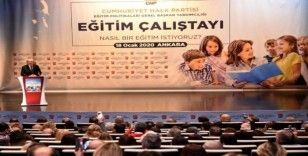 CHP Genel Başkanı Kemal Kılıçdaroğlu: 'Farklı düşünceler ülkenin zenginliğidir'