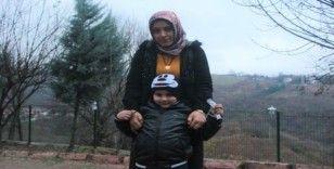 """(Özel) Eğitimle 3 buçuk yıl sonra konuşan Poyraz'ın ilk kelimesi """"Anne"""" oldu"""