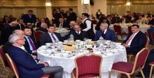 Yolu Malatya'dan Geçenler Ankara'da buluşturuldu