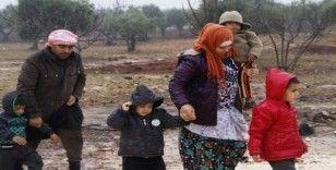 Sığınmacılar, güvenli yer bulmak için sürekli göçüyor