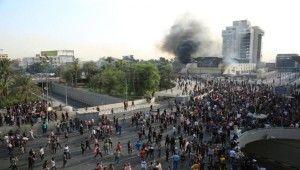 Irak yeniden ayakta 2 ölü