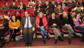 'Çıngıraklı Top' filmi Aydın'da gösterildi
