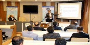 Yahyalı Belediyesi personeline iletişim eğitimi