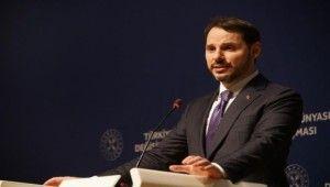 Bakan Berat Albayrak'tan kur ve enflasyon açıklaması