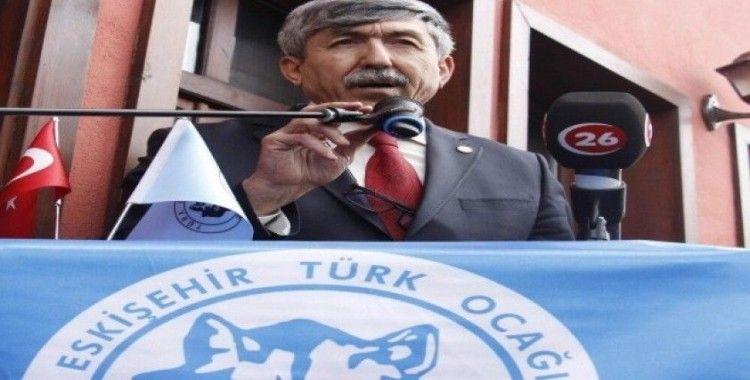 Eskişehir Türk Ocağı Başkanı Prof. Dr. Nedim Ünal'ın '20 Yanvar Katliamı' mesajı