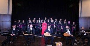 Büyükşehir'den Türk Halk Müziği konseri