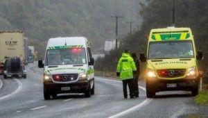 Yeni Zelanda'da Çinli turistleri taşıyan otobüs devrildi 20 yaralı