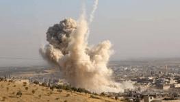 Esad rejiminden İdlib'e hava saldırısı 2 ölü