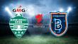 GMG Kırklarelispor - Medipol Başakşehir - (GMG Kırklarelispor çeyrek finale yükseldi)