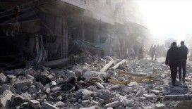 Esad rejimi saldırılarda sivil bölgeleri kalkan olarak kullanıyor