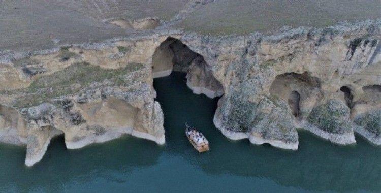 Elazığ'da 9 milyon yıllık kanyonlar uluslararası turizme kazandırılacak