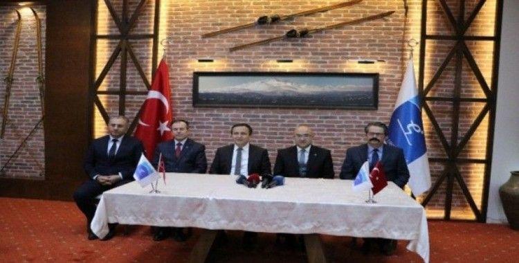 Erciyes'te turistlerin işini kolaylaştıracak protokol