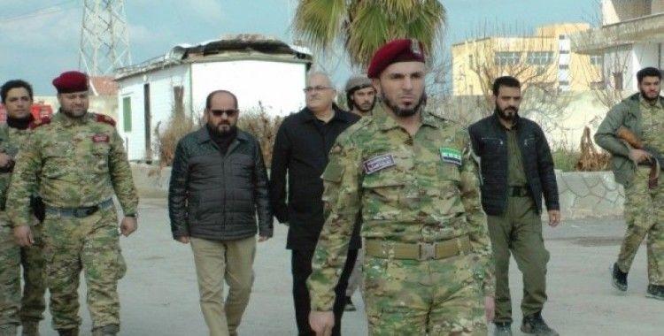 Suriye Geçici Hükumetinin af ettiği 44 kişi serbest bırakıldı