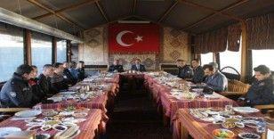"""Elbir """"Amacımız Tarsus'un huzurunu ve asayişini en iyi şekilde sağlamaktadır"""""""