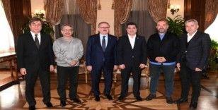 TSYD'den Vali Karaloğlu'na ziyaret