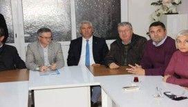 Kuşadası AK Parti'de Osman Çoban adaylığını açıkladı