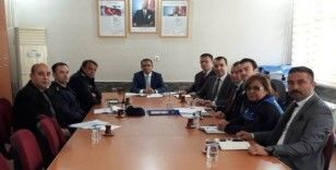 Alaşehir'de metruk binalar masaya yatırıldı
