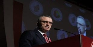 Naci Ağbal: '2020 yılında yüzde 5 büyüme hedefimiz var'
