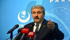 BBP Genel Başkanı Destici: 'Tezkere çok yerinde olmuştur'