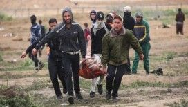 İsrail askerleri Gazze sınırında 3 Filistinliyi öldürdü