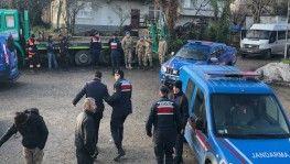 100 kişilik ekip kayıp kadını arıyor