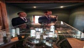 Bakan Albayrak, Davos'taki Türk Evi'ni ziyaret etti
