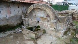 170 yıllık tarihi Osmanlı çeşmesi tescillenip restore edilecek