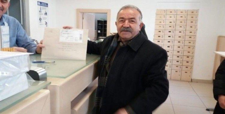 Türk Eğitim -Sen Kırşehir Şube Başkanı Türk: