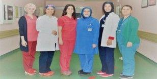 KBÜ Eğitim ve Araştırma Hastanesi 'Anne ve bebek dostu hastane' olarak tescillendi