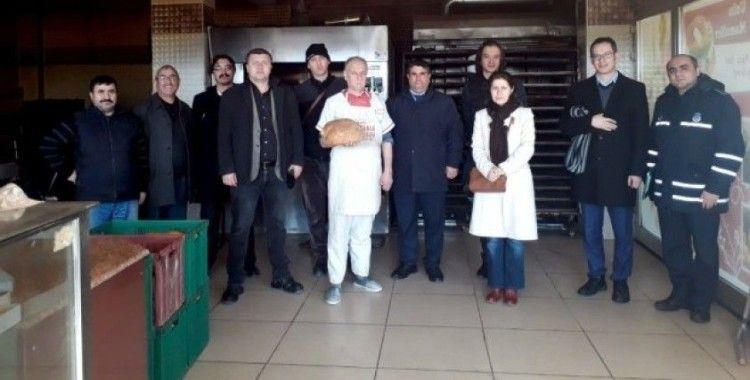 Patatesli ekmeğin Coğrafi İşaret denetimi yapıldı