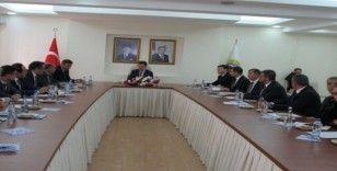 İl istihdam kurulu toplantısı düzenlendi