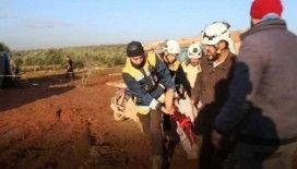 Suriye'de Rus savaş uçakları mülteci kampını vurdu: 2 ölü 5 yaralı