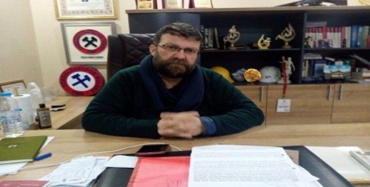 """Zonguldak Kömürspor Kulüp Başkanı Süleyman Caner: """"Tümer Metin tesis ve saha için bürokratik engelleri aşacak"""""""