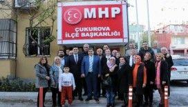 """Avcı: """"Adana işsizlik sorununun baskısı altında"""""""