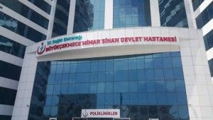 Mimar Sinan Devlet Hastanesinde 'Domuz gribi' alarmı