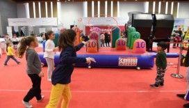 Konyaaltı Belediyesi Çocuk Festivaline büyük ilgi