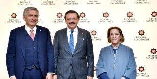 TOBB Başkanı Rifat Hisarcıklıoğlu: '81 ilde eğitime 270 milyon dolar yatırım yaptık'