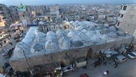 Suriye'deki El Bab Ulu Camisi yarın yeniden ibadete açılacak